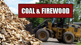 Coal & Firewood Button - Supply Company