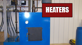 Heaters Button - Supply Company